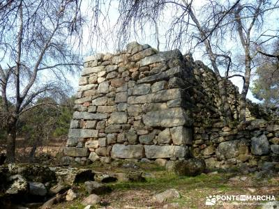 Fortines y Trincheras: Río Cofio; la pinilla singles madrid ruta del cares